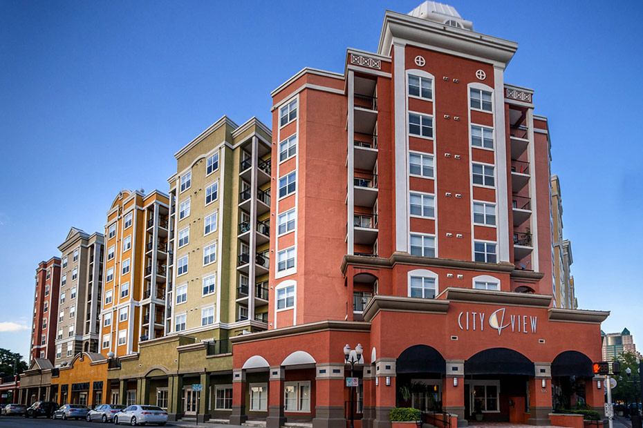 West Apartments Downtown Orlando